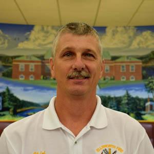 Richard Tupper - Fire Chief