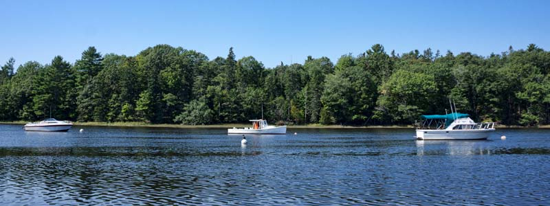 Union River, Ellsworth, Maine