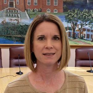 Finance - Deputy Tax Collector - Virginia (Ginny) Derise