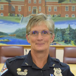 Dorothy Small - Police Officer