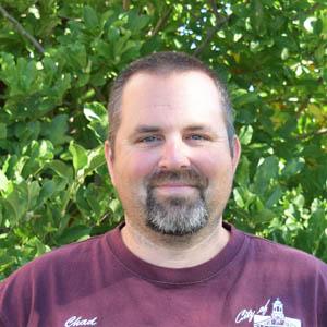 Public Works - Truck Driver - Chad Brackett