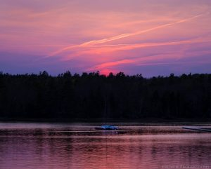 4th Place - Simon French (French Productions) - Sunset on the Union River
