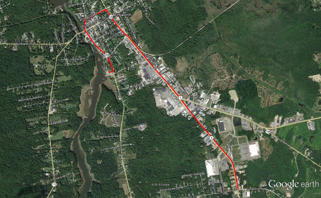 Ellsworth Fiber Network - City of Ellsworth, Maine on